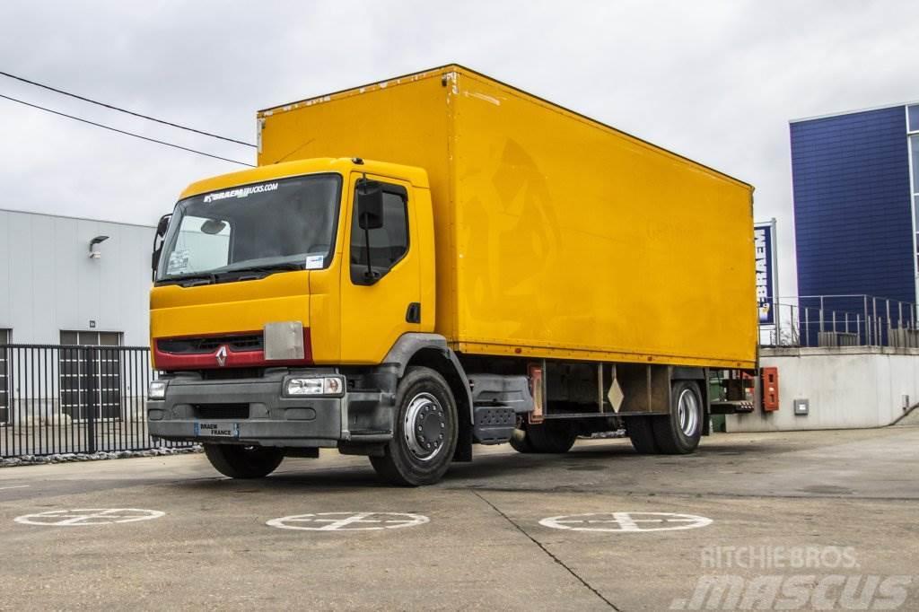 Renault PREMIUM 270 (19T)+CAISSE 7.5mX2.48m