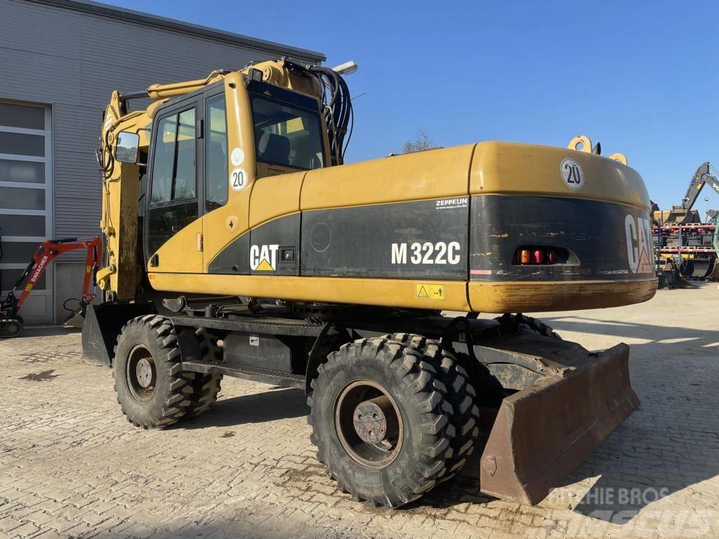Caterpillar M 322 C