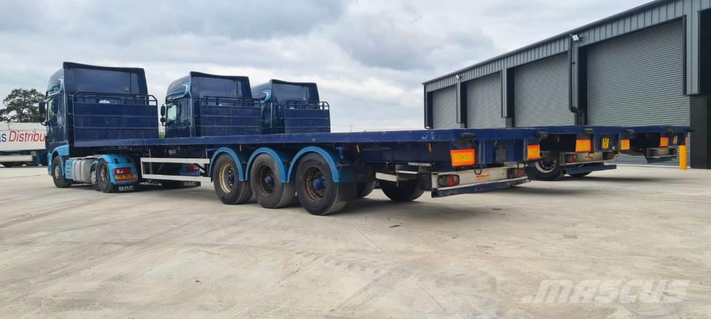 Montracon Flatbed