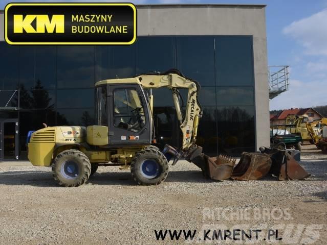 Mecalac 12 M TX  CASE 580 590 CAT 432E 432F 432D