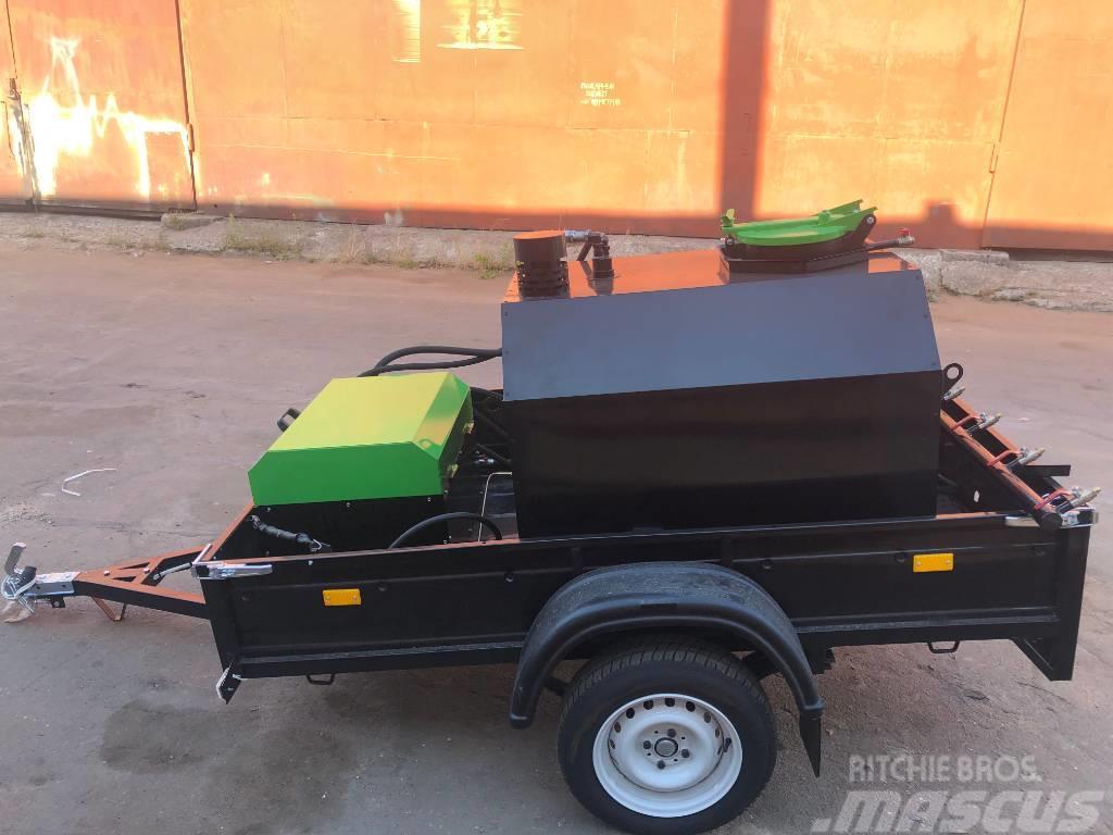 Ticab Aphalt Sprayer BS-500