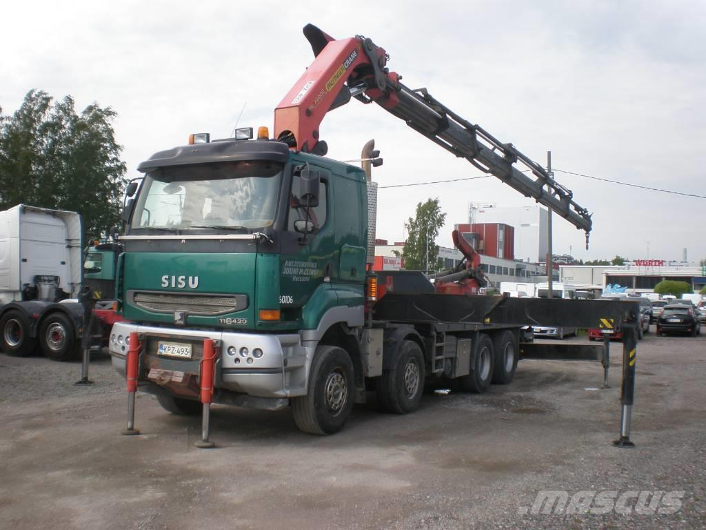 Sisu E11M KK-KK 8x4