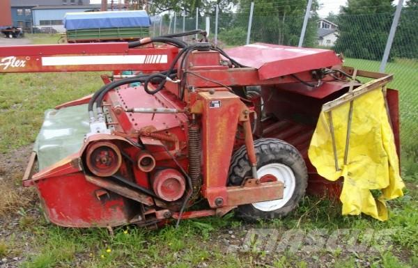 JF GMS2800, Mower-conditioners