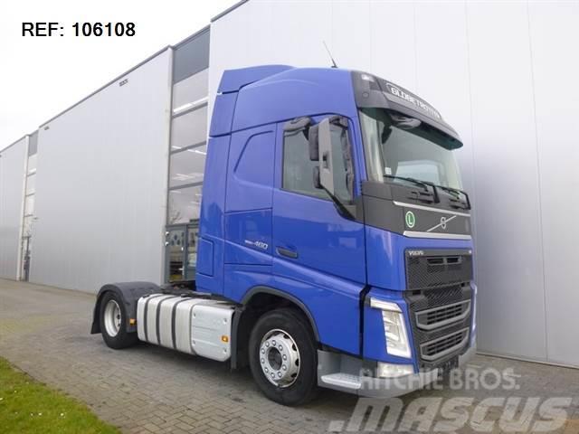 Volvo FH460 4X2 MANUAL VEB EURO 6 GLOBETROTTER