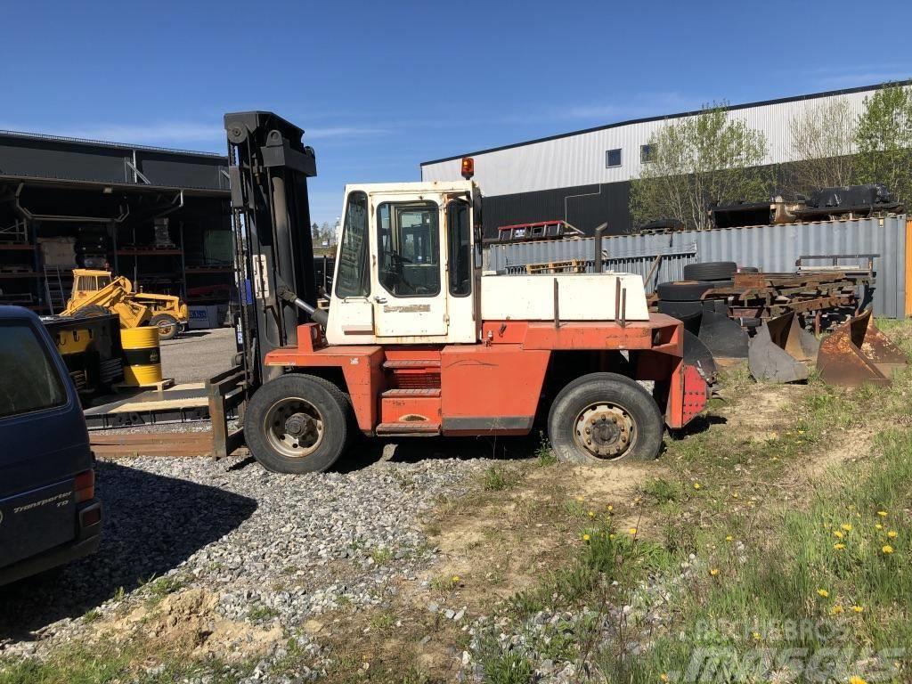 Kalmar 10 ton