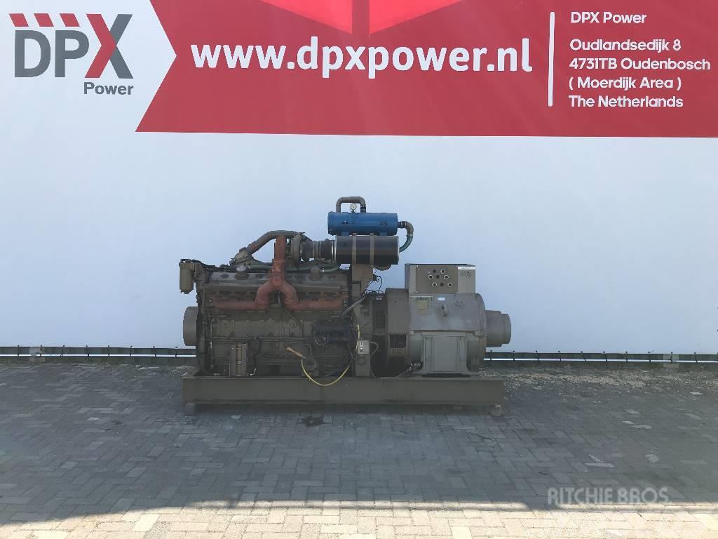 Detroit Diesel 16VF003550 - 730 kVA Generator - DPX-11134