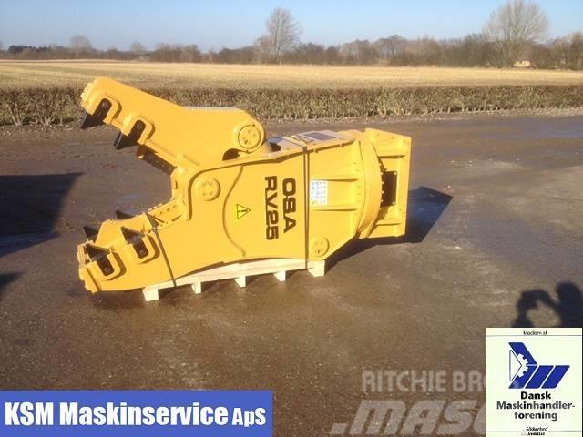 OSA RV25 betonknuser