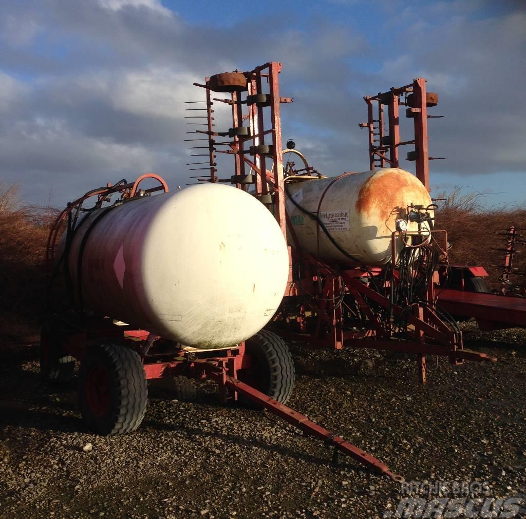 Agrodan Ammoniaknedfælder