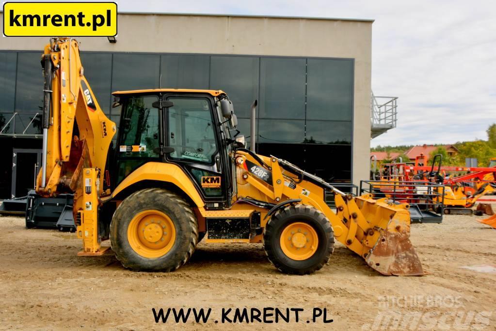 Caterpillar 428 F 432 D E F CASE 580 590 JCB 3CX VOLVO BL 71