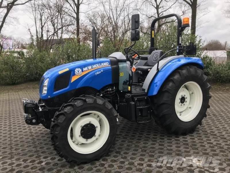 New Holland T 4S.55 ROPS 4 WD