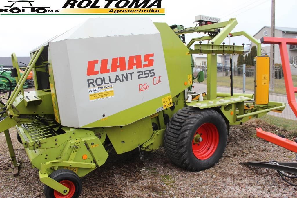 CLAAS Rollant 255 RC Uniwrap