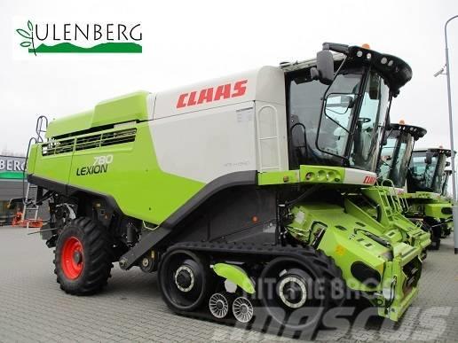 CLAAS Lexion 780 TT+V1230+w.transportowy