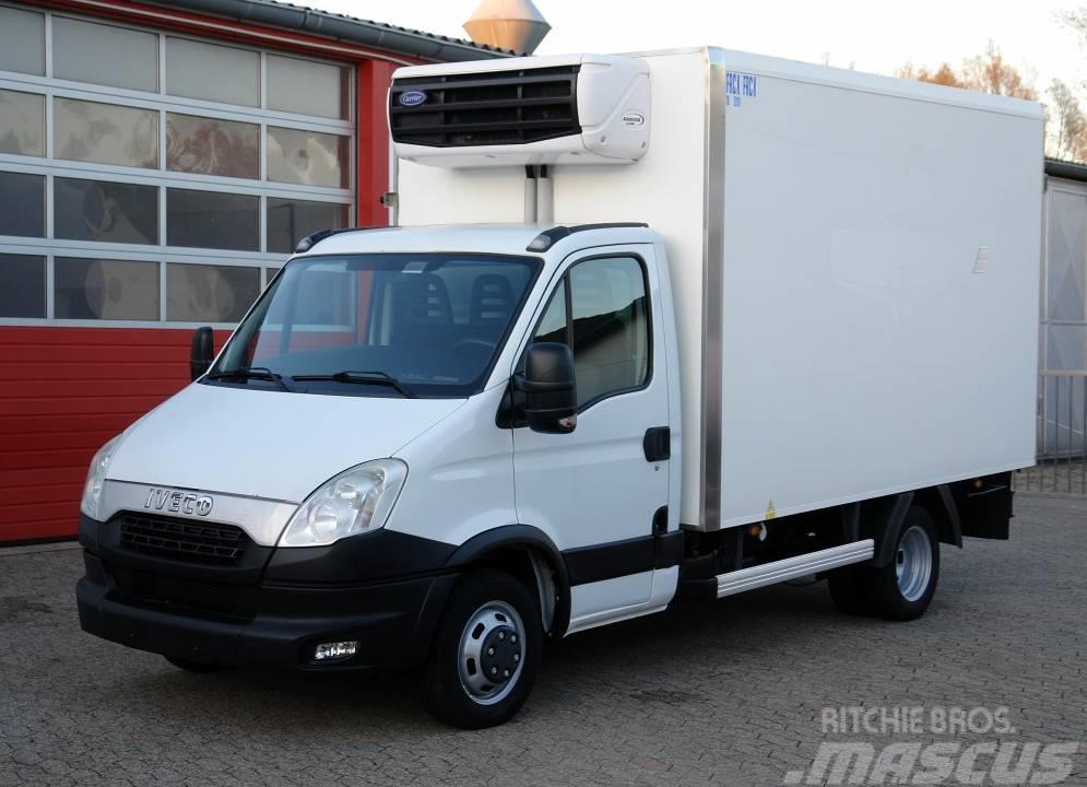 Iveco Daily 35C15 Kühlkoffer 3,70m Carrier EURO5 TÜV
