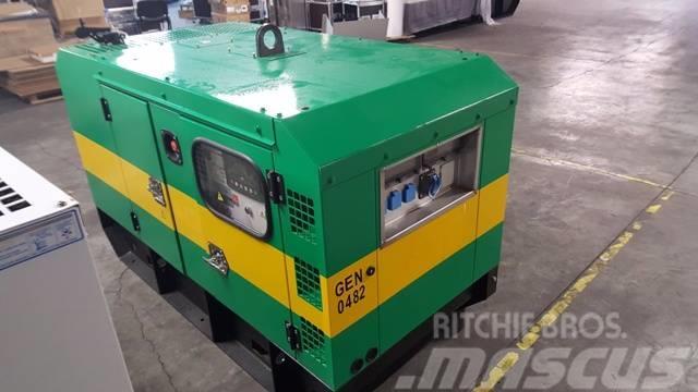 Gelec PANTHER-18YD - OCCASION - 17 kVA/13,6 kW
