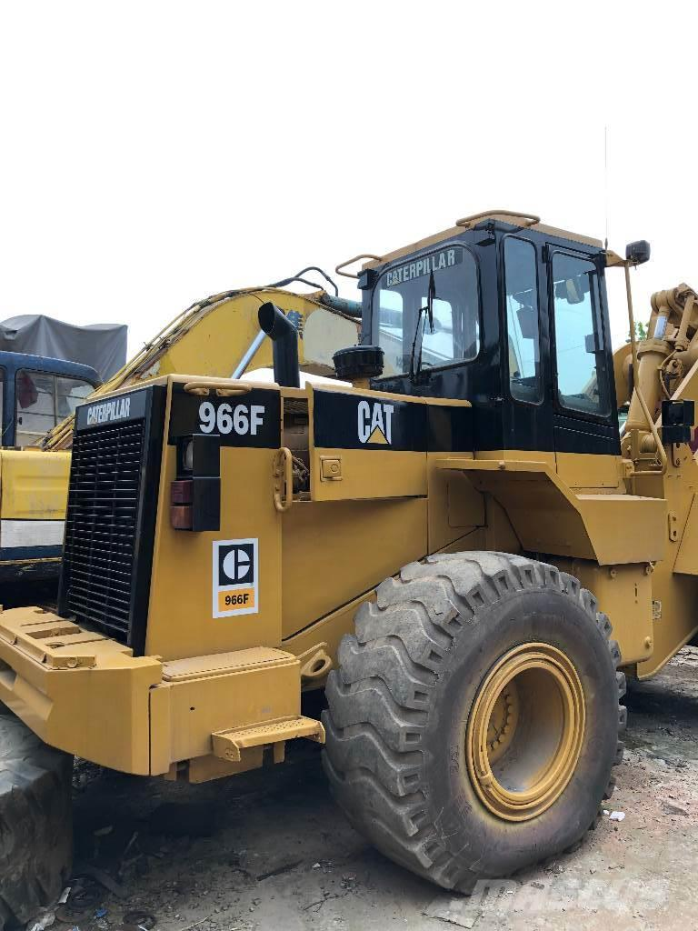 Caterpillar 966 F loader - Wheel loaders, Year of manufacture: 2010