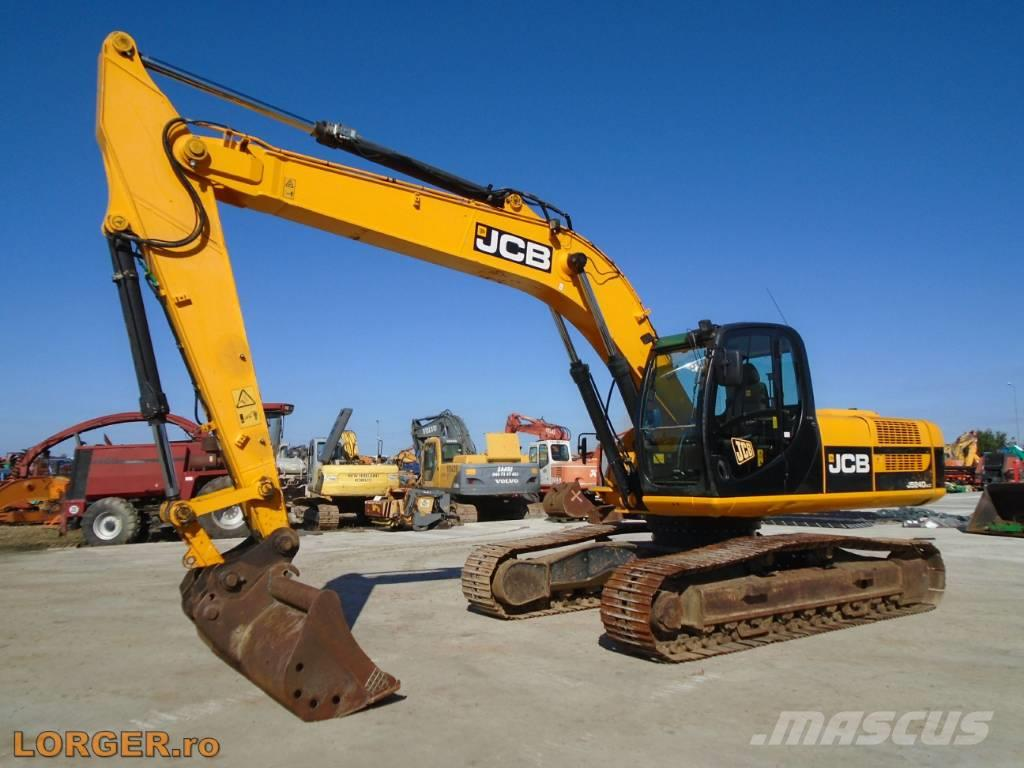 JCB JS 240 N LC
