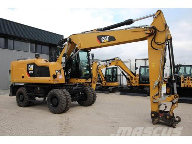 Caterpillar M320F