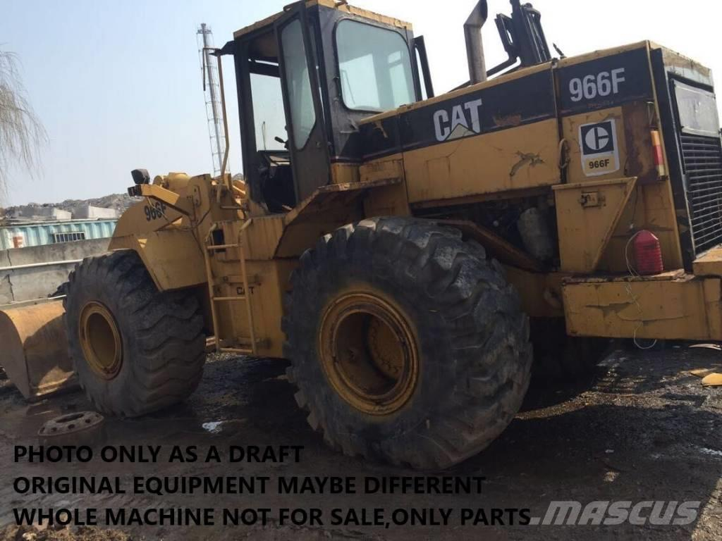 Caterpillar WHEEL LOADER 966F ONLY FOR PARTS