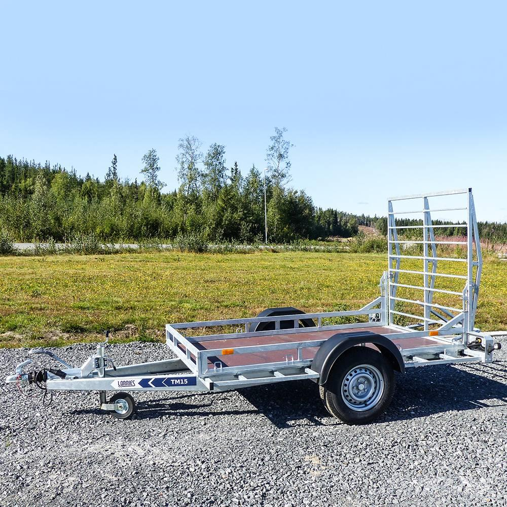 [Other] Maskintransport Lorries TM15