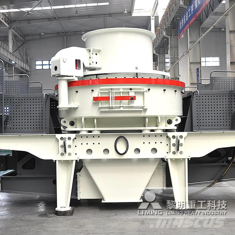 Liming 240~380tph Vertical Shaft Impact Crusher