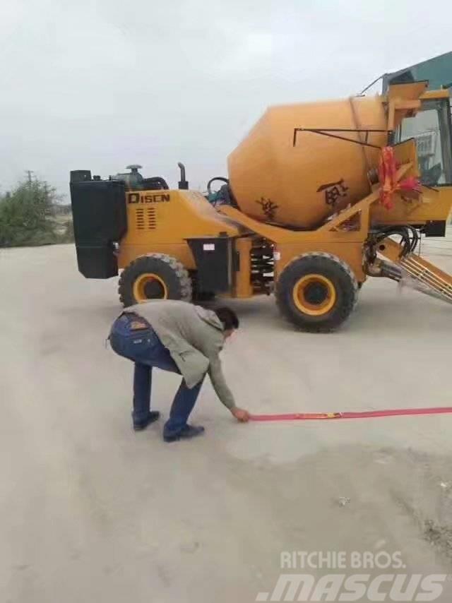 Disenwang Concrete mixer --0.5