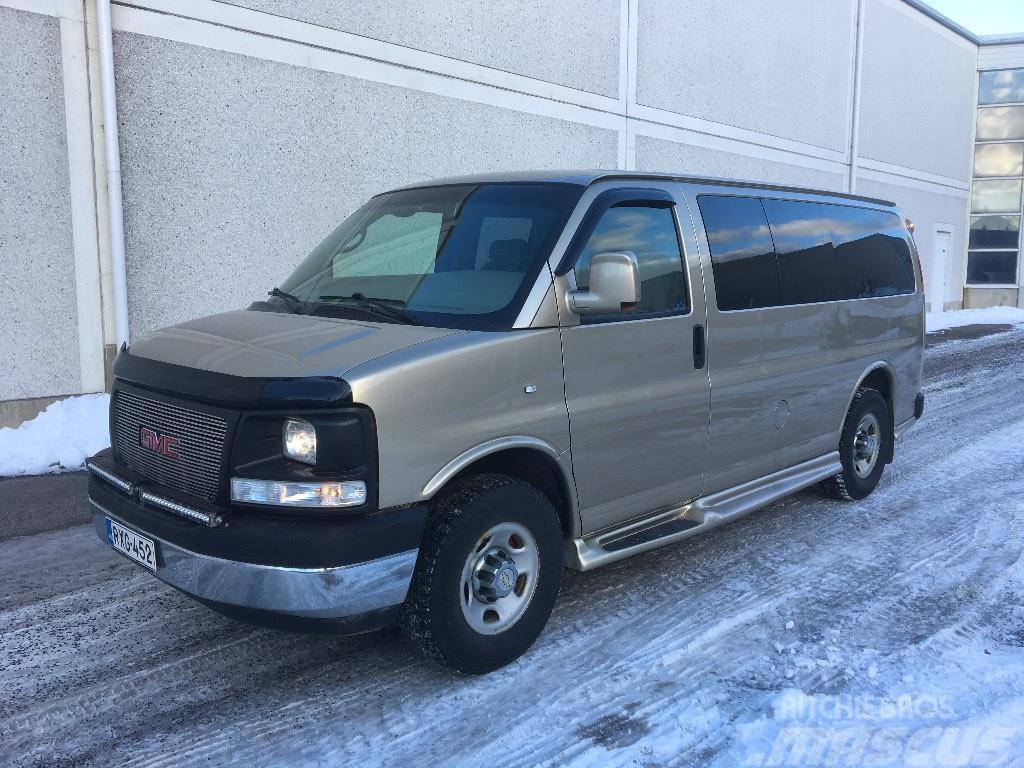 chevrolet express 2500 til salgs 2010 i vantaa finland brukte andre varebiler mascus norge. Black Bedroom Furniture Sets. Home Design Ideas