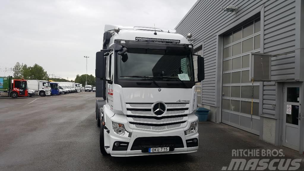 Mercedes-Benz Mercedes-Benz Actros 2551L LAGAB