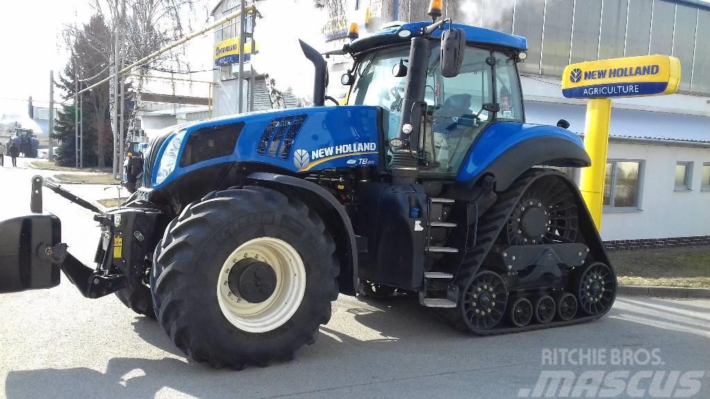 New Holland T 8.410 UC SmartTrax