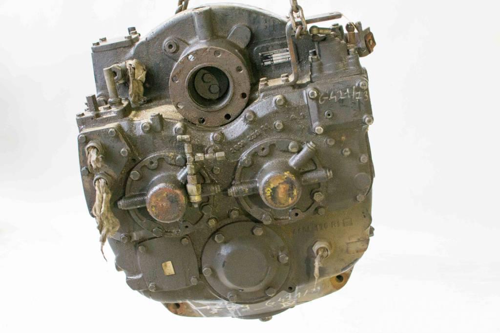Hanomag 421,73 Skrzynia Gearbox Getriebe