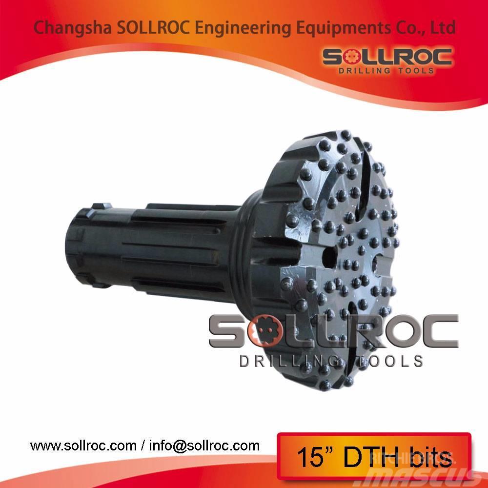 Sollroc DTH bit SD12, DHD1120, NUMA120, NUMA125