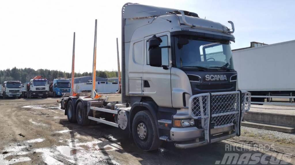Scania R 730 LB6x2MSA EEV FOR PARTS
