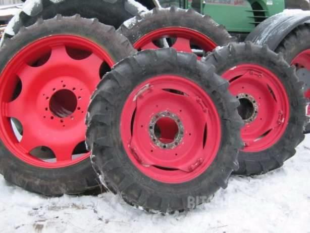 Michelin Roti inguste tehnologice 12,4 r46 cu 12,4 r32