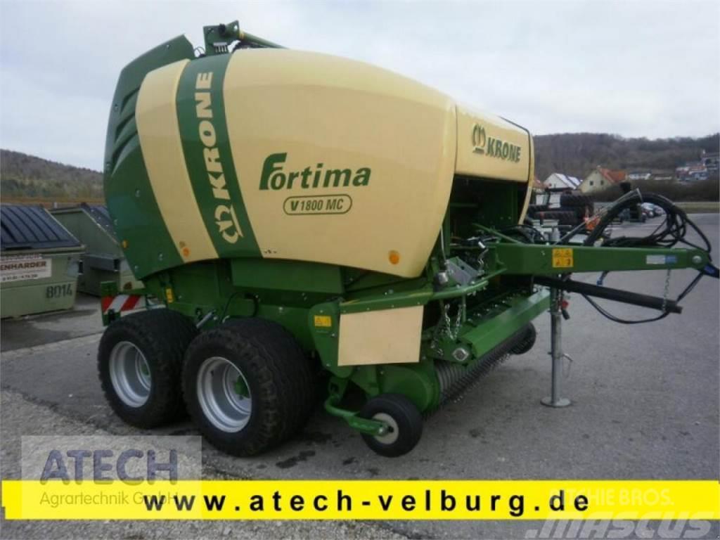 Krone Fortima V 1800 MC
