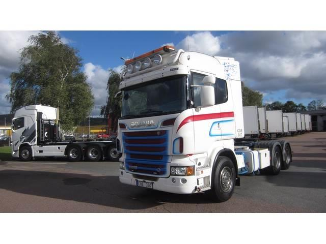 Scania R-serie - Tractor Units, Year of manufacture: 2012