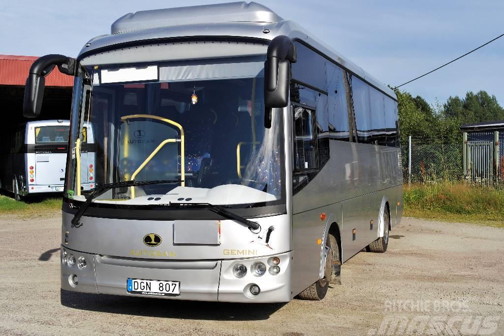 autosan gemini preis baujahr 2012 andere busse gebraucht kaufen und verkaufen bei. Black Bedroom Furniture Sets. Home Design Ideas