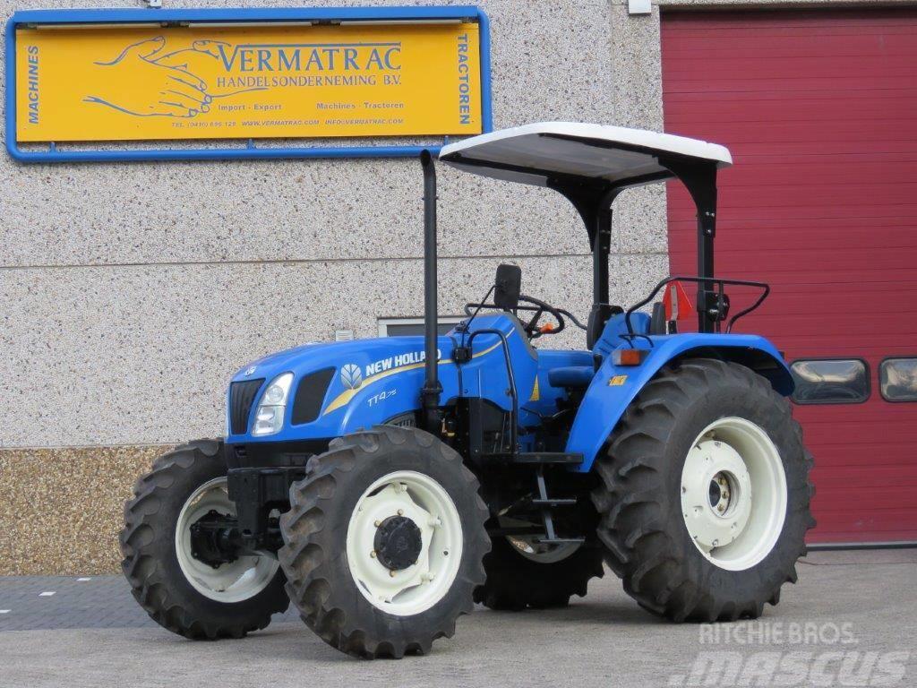 New Holland TT4.75