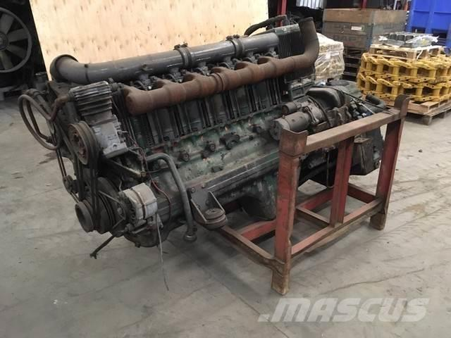 Deutz 6 Cilinder, F 6T. 413 FR,141 KW, 190 PK, Air coole