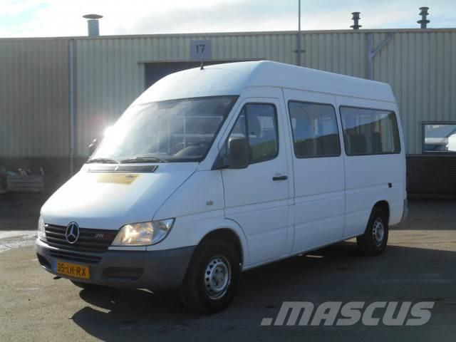 used mercedes benz 211 cdi sprinter passenger bus other. Black Bedroom Furniture Sets. Home Design Ideas