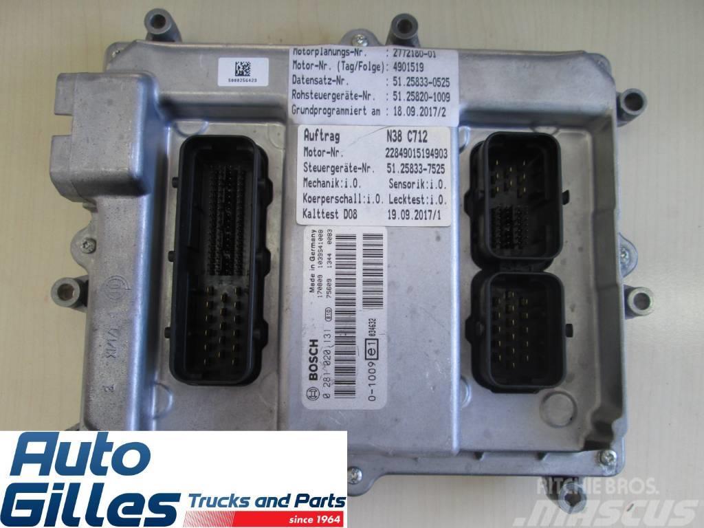 Bosch Steuergerät 0281020131 / D0836LFL64  51.25