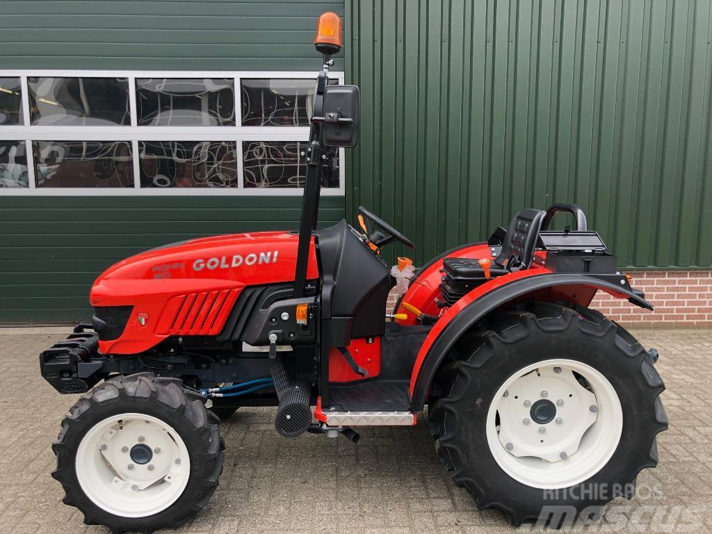 Goldoni Ronin 50 tractor 4 wd 50 pk