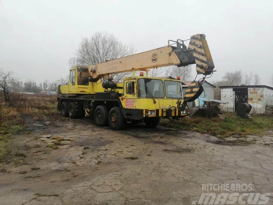 Hydros 35 ton