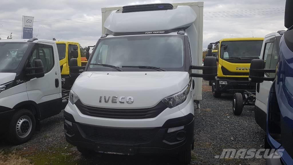 Iveco Daily 50C14 CNG do 3,5t