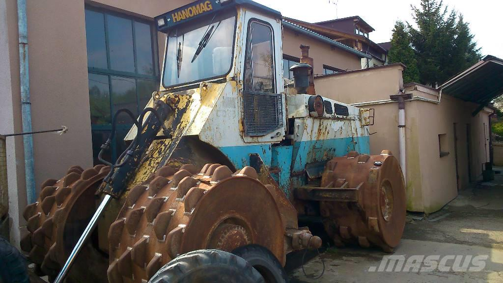Hanomag CD66 for parts