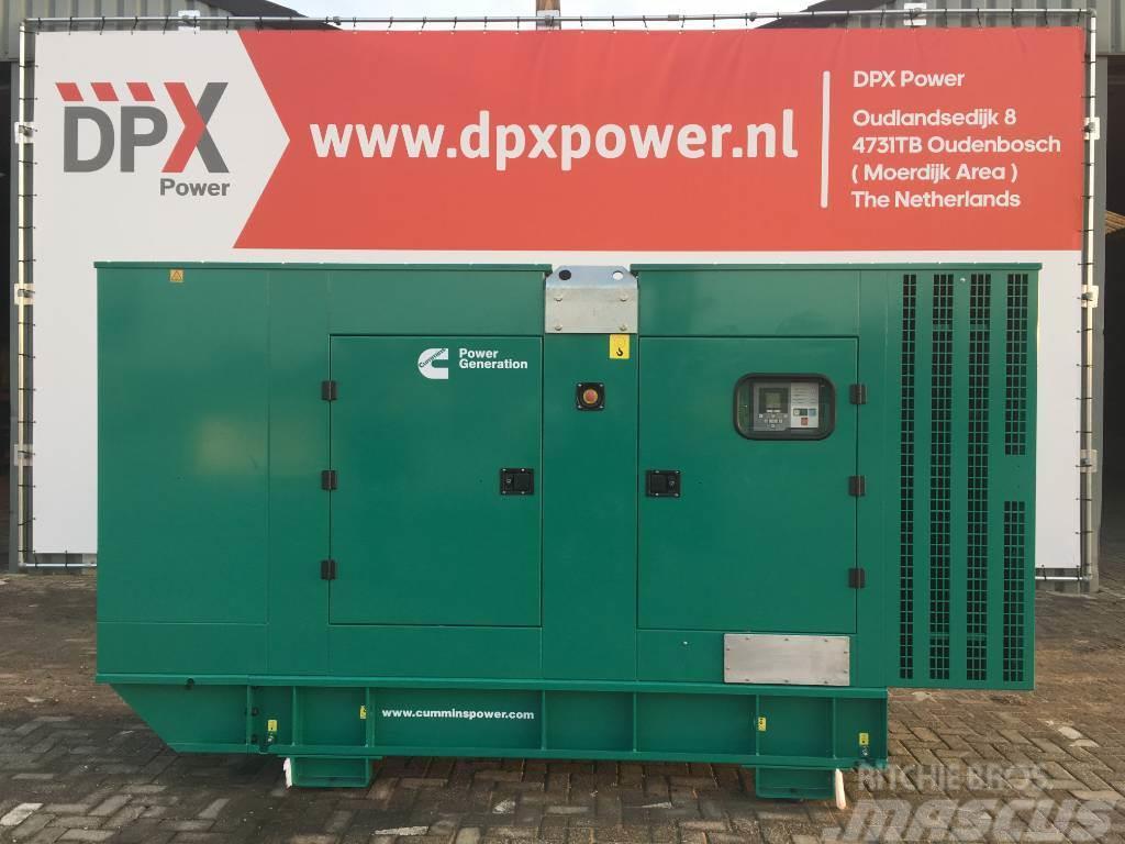 Cummins C220 D5e - 220 kVA Generator - DPX-18512