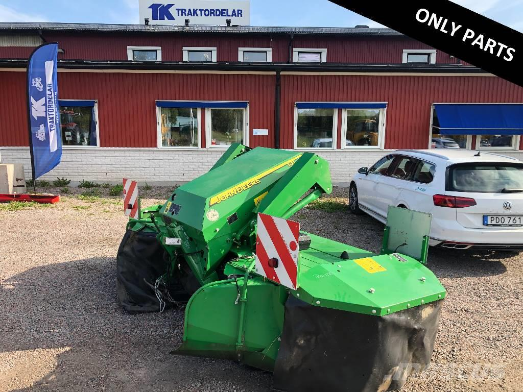 John Deere 131 Dismantled: only spare parts