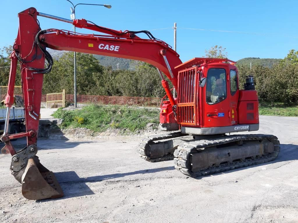 CASE CX 135 SR