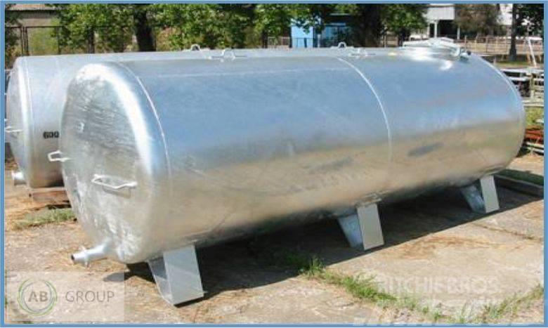 [Other] Inofama Wassertank 2000 l/Stationary water/Бак для