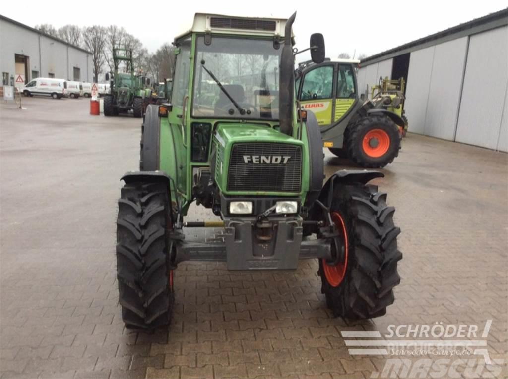 Fendt FARMER 260 S