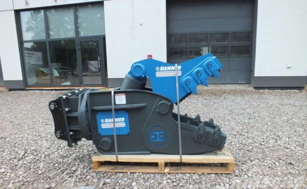 Hammer FR 07 Hydraulic Rotating Pulveriser Crusher 750KG