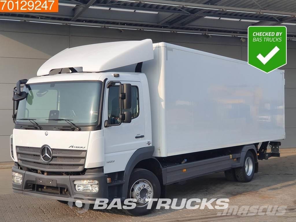 Mercedes-Benz Atego 1223 L 4X2 Manual Ladebordwand ClassicSpace